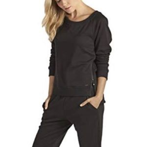 UGG Morgan Side Zip Pullover Sweatshirt